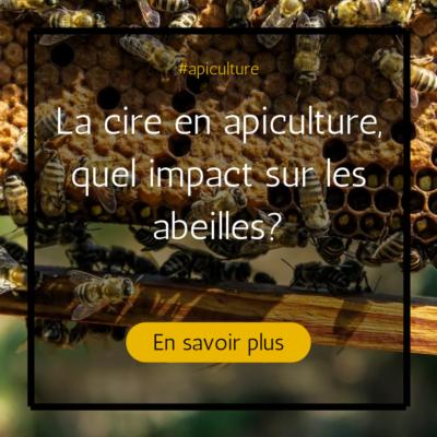 Actualités cire d'abeille