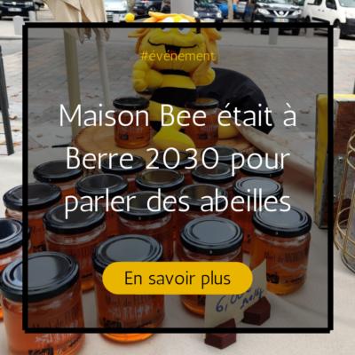Actualité Berre 2030 - octobre 2019
