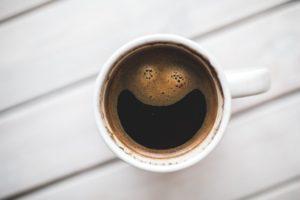 recette tiramisu , tasse de café