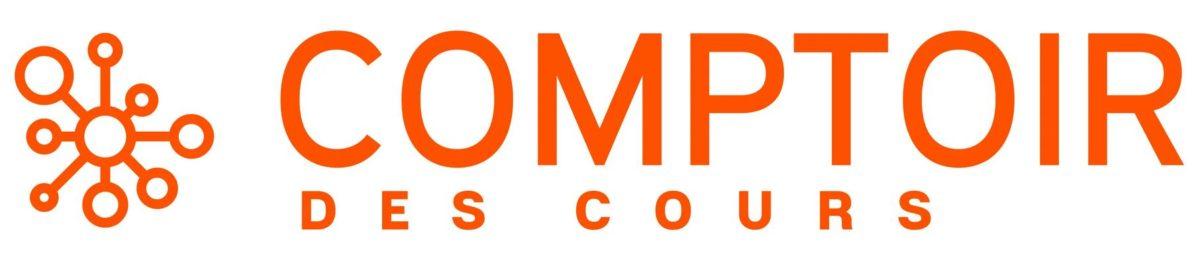 Logo comptoir des cours